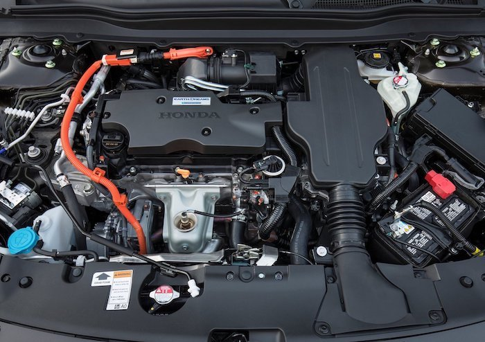 All new Honda Accord Engine 008