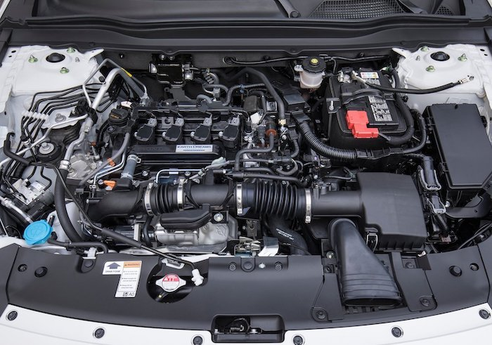 All new Honda Accord Engine 009