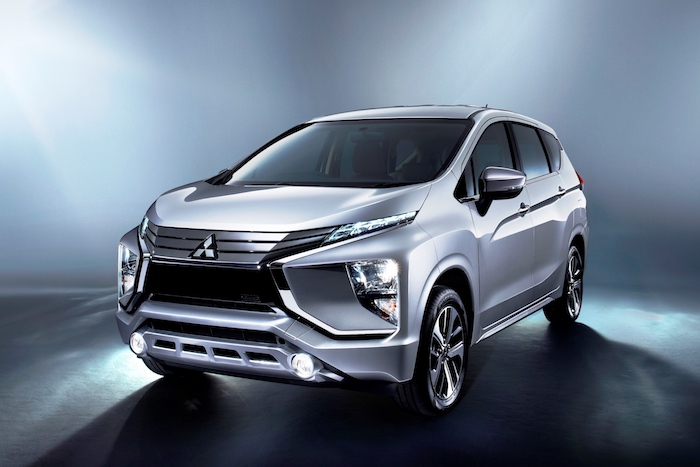All new Mitsubishi Xpander 001
