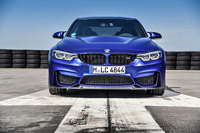 BMW M3 CS special edition 001