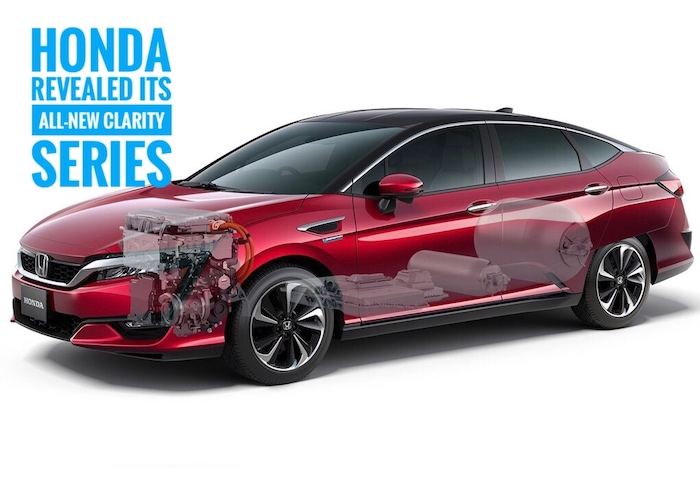Honda Clarity Series
