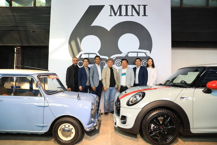 MINI 60th Anniversary Press Conference 001