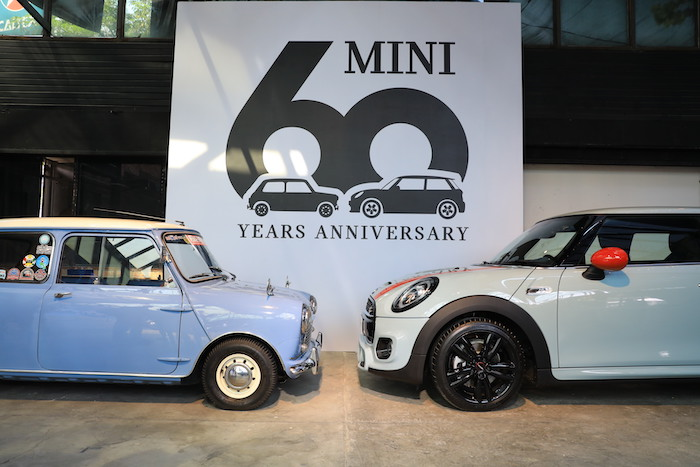 MINI 60th Anniversary Press Conference 008