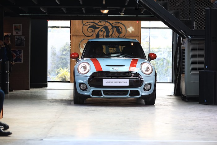 MINI 60th Anniversary Press Conference 011