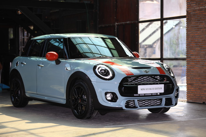 MINI 60th Anniversary Press Conference 012