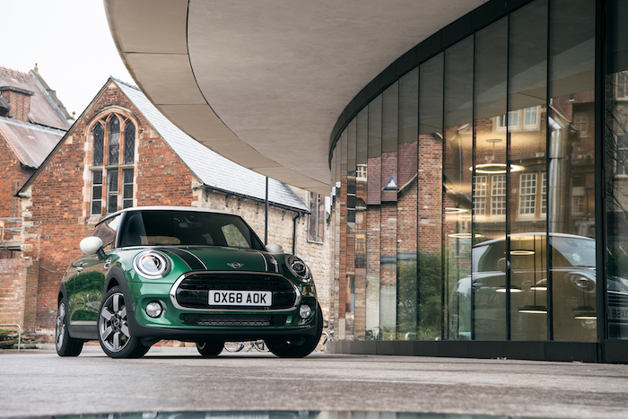 MINI Cooper 60 Years Edition 006