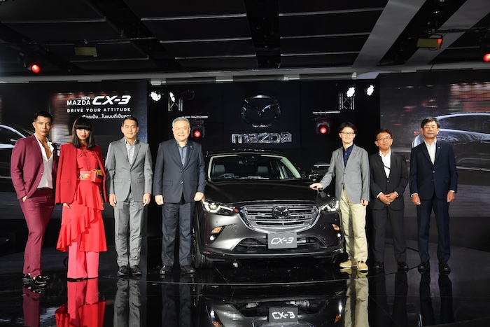 Mazda CX 3 2018 Collection Launch 001