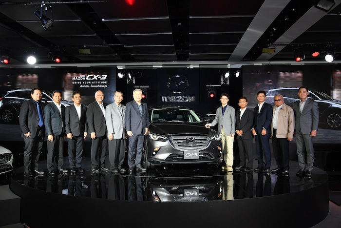 Mazda CX 3 2018 Collection Launch 002