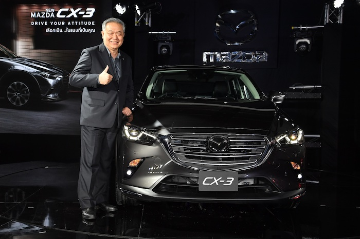 Mazda CX 3 2018 Collection Launch 003