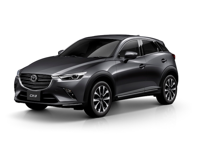 Mazda CX 3 2018 Collection Launch 011