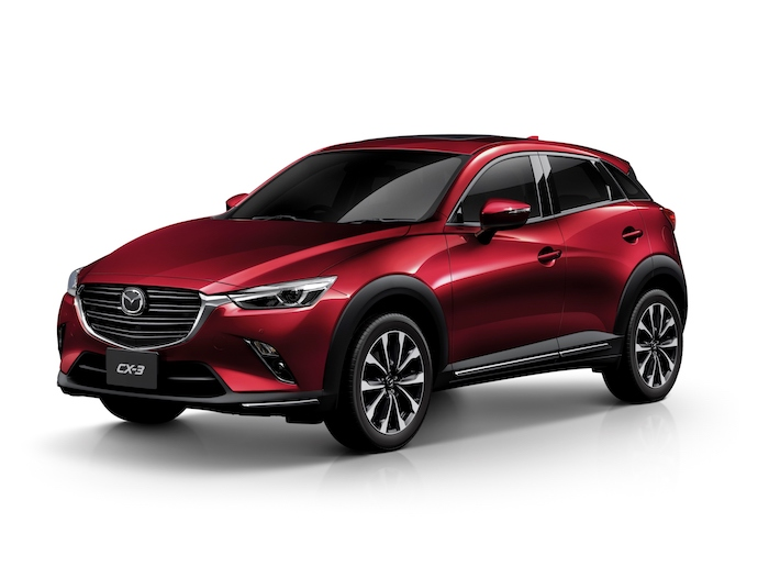 Mazda CX 3 2018 Collection Launch 012