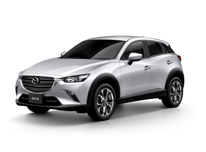 Mazda CX 3 2018 Collection Launch 013