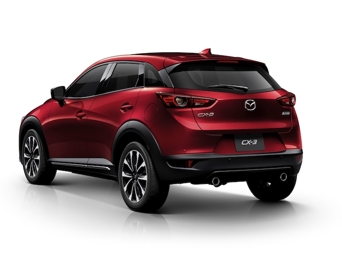 Mazda CX 3 2018 Collection Launch 015