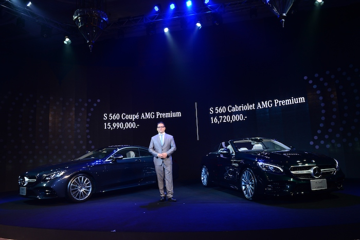 MBTh 560 Coupe and Cabriolet Launch 003