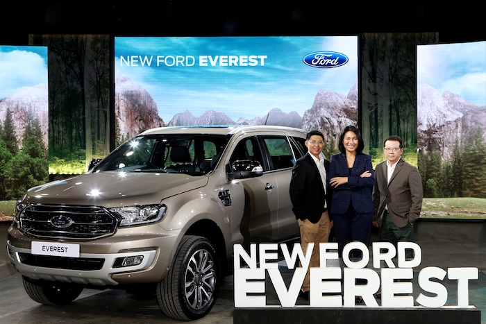 Ford Everest MY 2018 001