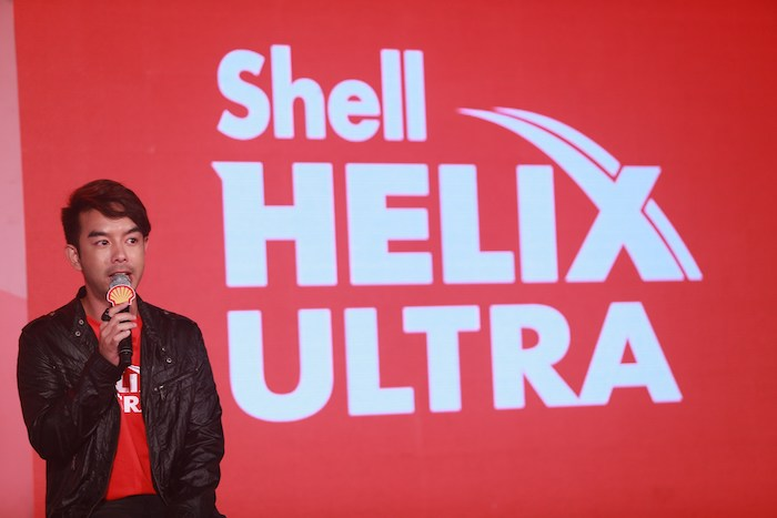 Shell Helix 0W 20 Launch 002
