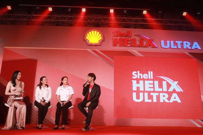 Shell Helix 0W 20 Launch 003