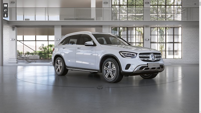 Mercedes Benz GLC 220 d 1