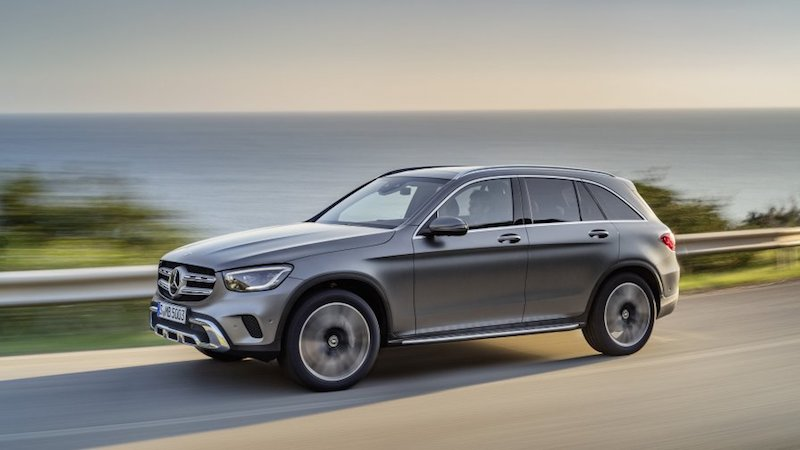 Mercedes Benz GLC 220 d 4
