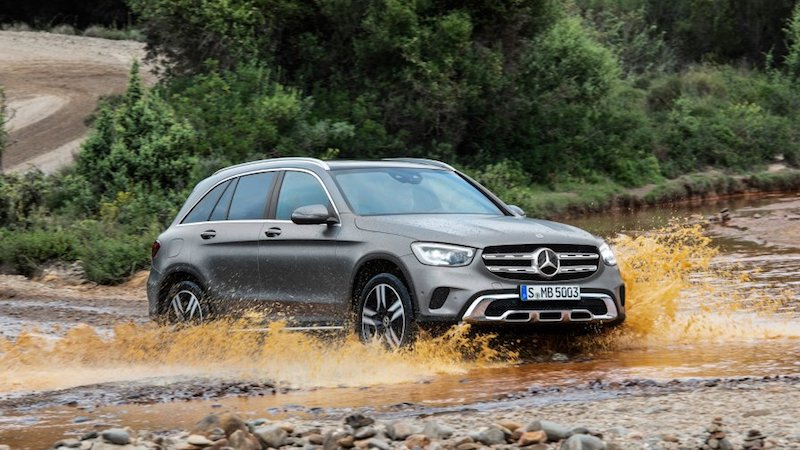Mercedes Benz GLC 220 d 5
