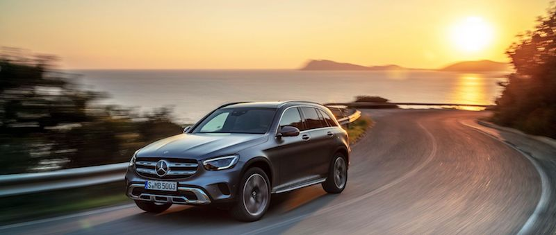 Mercedes Benz GLC 220 d 6