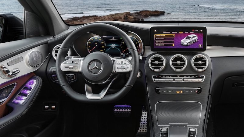 Mercedes Benz GLC 220 d AMG Dynamic 3