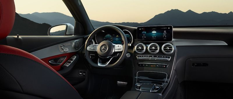 Mercedes Benz GLC 220 d AMG Dynamic 5