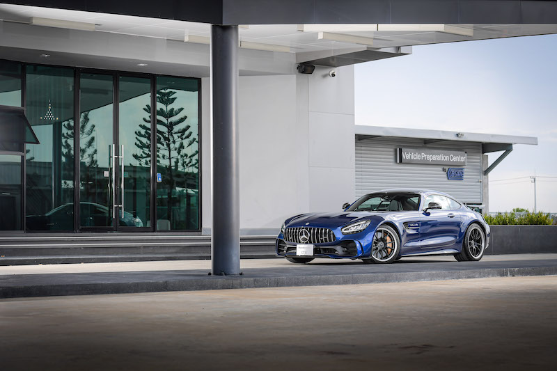 Mercedes AMG GT R Facelifted 18