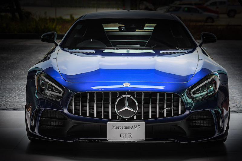 Mercedes AMG GT R Facelifted 19