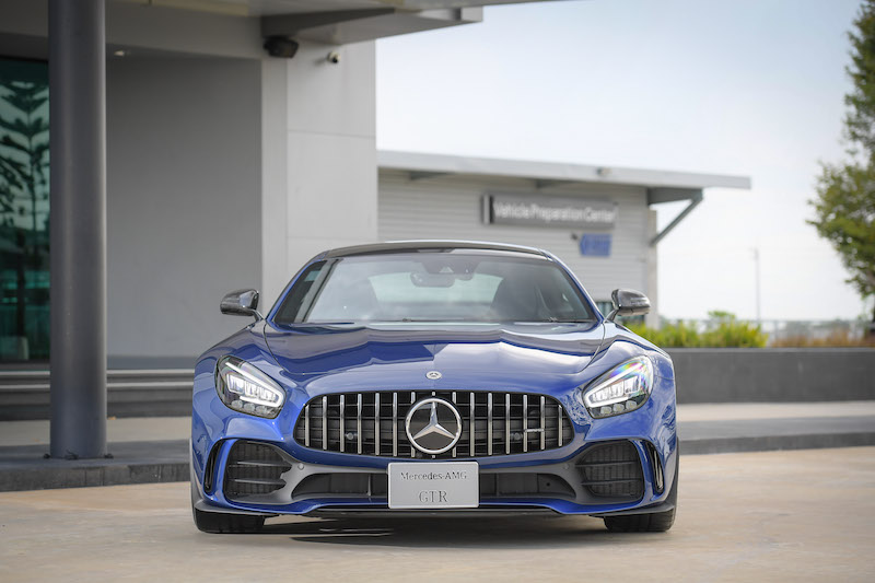 Mercedes AMG GT R Facelifted 3