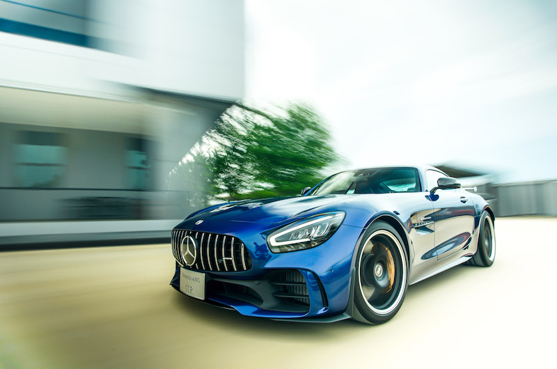 Mercedes AMG GT R Facelifted 56