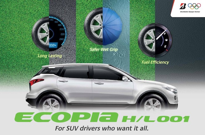 Bridgestone ECOPIA HL001 Launches